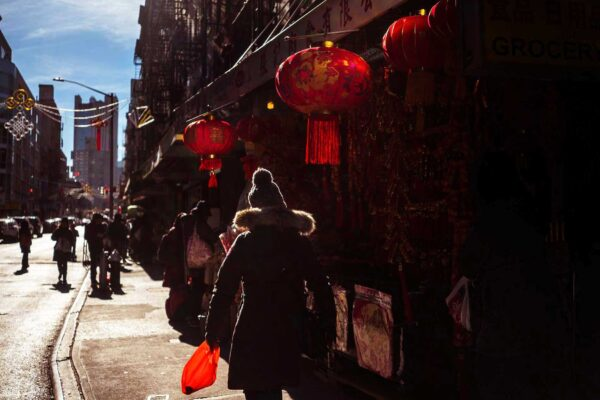 New York Chinatown Fineart Prints Photography Martin Frick